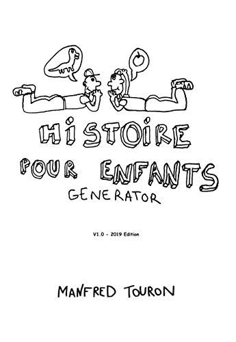 Amazon Com Histoire Pour Enfants Generator Un Livre Genere