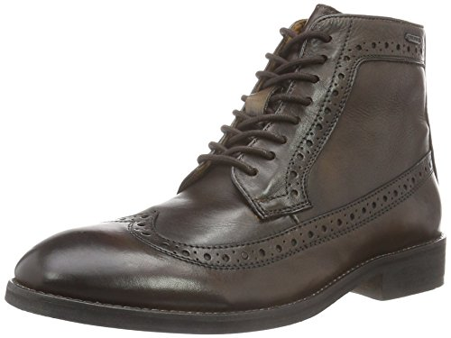 Pepe Jeans Hackney Wing Tip - Zapatos Hombre Marrón - Marron (878Brown)