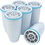 ZeroWater 5-Stage Replacement Filter, 6-Pack, White