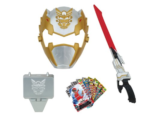 Power Rangers Megaforce Robo Knight Power Ranger Training Set -