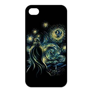 iPhone 4/4s Case - Star Wars Darth Vader Silicon Protective iPhone 4/4s Case - Vincent Van Gogh The Starry Night