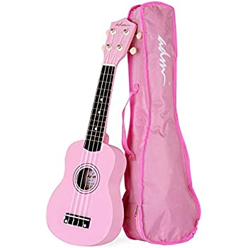 Delicious New Soprano Ukulele Ukulele 4 Nylon Strings 21 Inch Wood 5 Styles Basswood Fingerboard Mini Acoustic Guitar Gift For Lovers Guitar Parts & Accessories Stringed Instruments