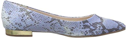 Esprit Idris Python - Bailarinas Mujer Azul - Blau (410 bright blue)