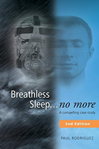 Book: Breathless Sleep... no more by Paul Rodriguez