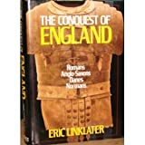 Front cover for the book The conquest of England by Eric Linklater