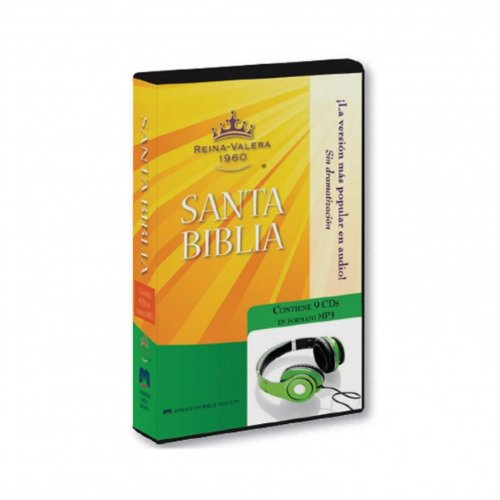 Reina Valera 1960 Biblia En Audio (Spanish Edition) by Brand: American Bible Society