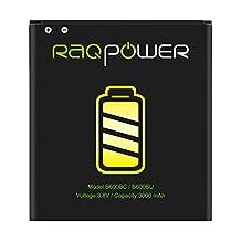 RAQPower Durable B600BE Li-ion Battery 3000 mAh B600BU For Samsung Galaxy S4 SGH-I337