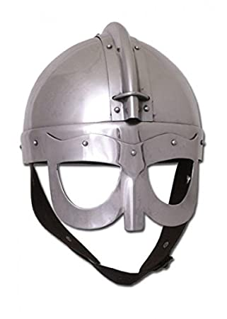 Gafas de casco de vikingo, 2 mm de acero, talla M - seguimiento de