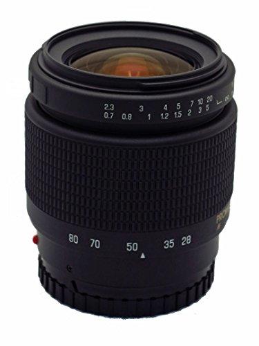 Promaster 28-80 F/3.5-5.6 AF Lens - Maxxum Minolta AF Mount (Lens Promaster Mount Digital)