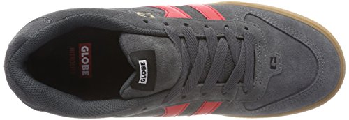 Gum Globe Encore Red Shoes 2 Charcoal 4gvvROpHq