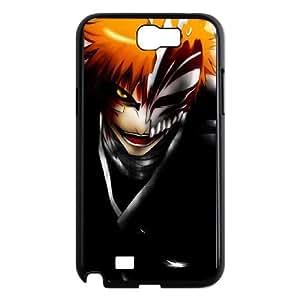 Samsung Galaxy N2 7100 Cell Phone Case Black Bleach Byasx