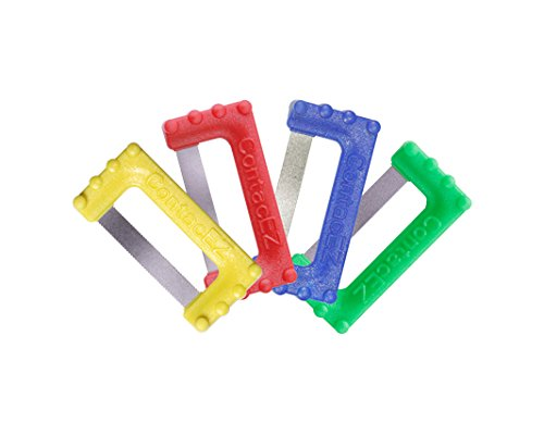 ContacEZ 32032 IPR Dental Strip, Assorted (Pack of 32)