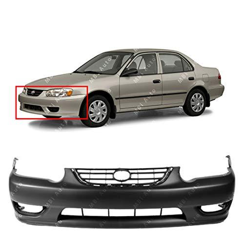 01 corolla front bumper - 1