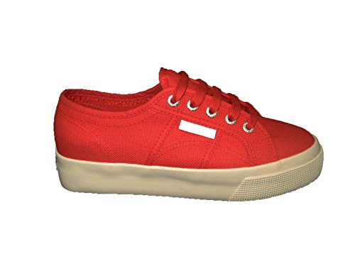 superga Chaussures de Ville à Lacets Pour Femme