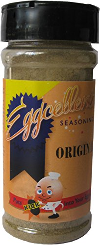 #1 Best-Selling Eggcellent! Seasonings - Original Blend - Seasonings Designed With Eggs In Mind