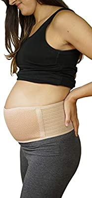 Baby Bump TLC Maternity Belt Abdominal Belly Band