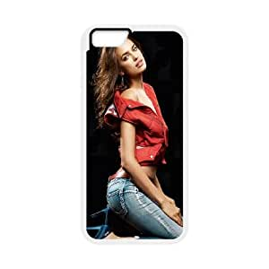 Irina Sheik iPhone 6 Plus 5.5 Inch Cell Phone Case White Pretty Present zhm004_5003951