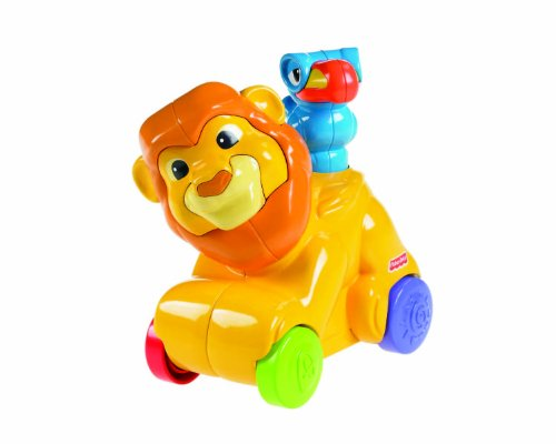 Fisher-Price Amazing Animals Disney Rollin' Tunes Mufasa, Baby & Kids Zone