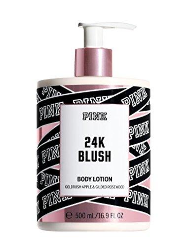 Victoria's Secret PINK Limited Edition 24K Blush Body Lotion 16.9 fl. oz.