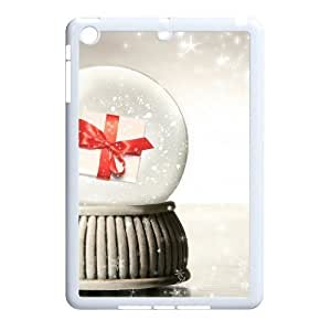 Beautiful crystal ball Customized Cover Case with Hard Shell Protection for Ipad Mini Case lxa#263221