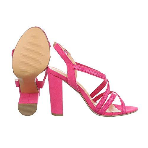 Ital-Design - Plataforma Mujer Rosa