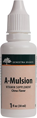 Genestra Brands Mulsion Emulsified Vitamin