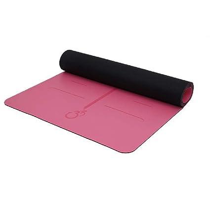 Esterilla de yoga antideslizante para fitness, almohadilla ...
