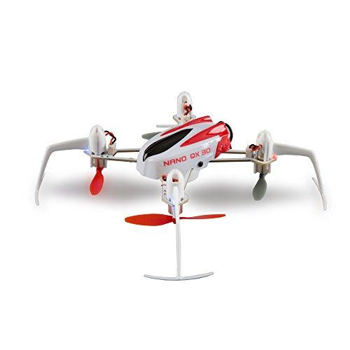Nano QX 3D RTF Ultra Micro Aerobatic Quadcopter Drone