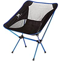 Moon Lence Ultralight Folding Camping Backpacking Chairs