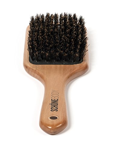brush boar bristle - 6