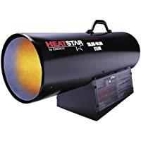 Heatstar By Enerco F172425 Forced Air Variable Propane Heater with Thermostat with 20 Hose HS400FAVT, 400K