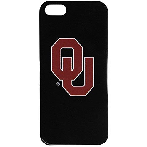 Siskiyou NCAA Oklahoma Sooners iPhone 5/5S Logo Case - Oklahoma Sooners Logos