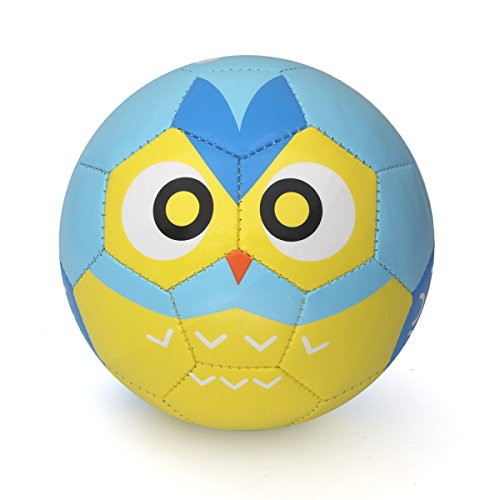 (Daball Toddler Soccer Ball (Madeline The Owl))