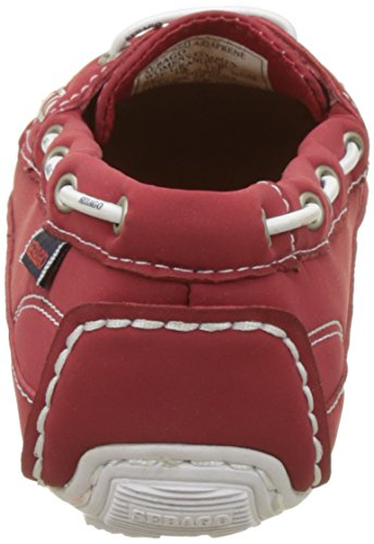 UK On Ariaprene 5 Shoes Red Sebago Slip Bala Womens wxqZvnqCU6