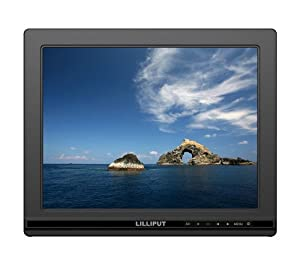 """Lilliput Fa1000-np/c/t 9.7"""" 5-wire Resistive Touch Screen Monitor with Hdmi, Dvi, VGA & Av Input By Viviteq INC from LILLIPUT"""