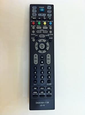 NEW Generic Universal LG TV Remote fit for almost All LG BRAND TV---US seller!