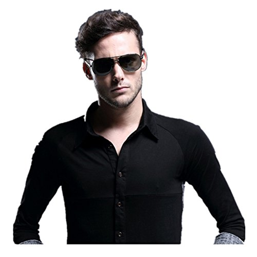 Aviator Sunglasses Gifts for Men Woman Fashion Sports Wife Girl Boy Gift Military Polarized Full Mirrored Flash Lens Uv 400 - Over Sunglasses Walmart Glasses
