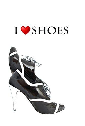 Disagu Design Case Coque pour Apple iPhone 5 Housse etui coque pochette &quot;I <3 shoes&quot;