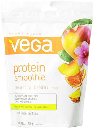 Vega Protein Smoothie Tropical Servings product image