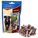 Trixie Dog Snack Premio Stripes, Chicken & Pollock, 75 G X 5 Packs Review