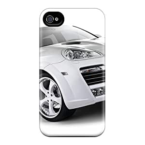 Iphone 4/4s Cases Bumper Covers For Porsche Cayman Techart 2 Accessories
