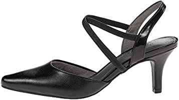 a99090a447f LifeStride Women's KALEA Shoe, black, 7 W US: Amazon.com ...