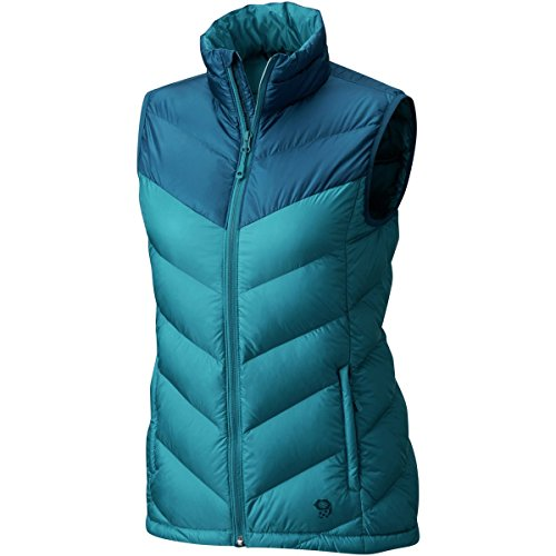 Mountain Hardwear Women's Ratio Down Vest (Vest Hardwear Womens Mountain)