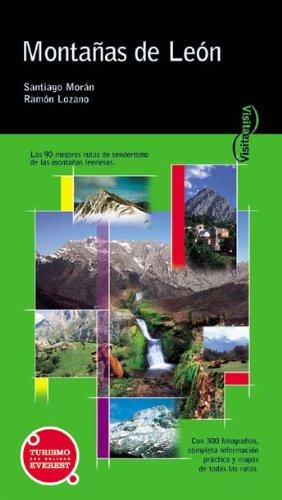 Visita Montañas de León: Las 90 mejores rutas de senderismo ...
