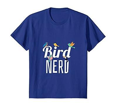 Bird Nerd T-shirt for Birdwatching - Ornithology Shirt