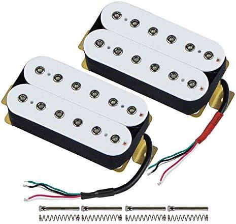 YAOHM Conjunto de Piezas de Guitarra eléctrica para Recoger ...