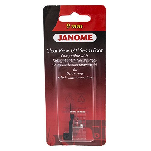 Janome Clear View 1/4