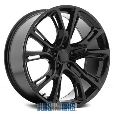 black painted rims - 5