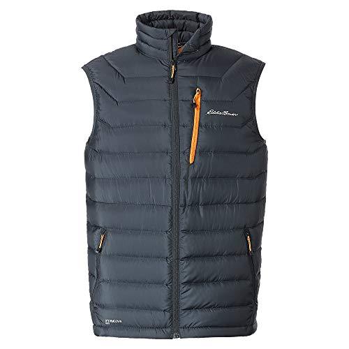 Eddie Bauer Men's Downlight Vest, Storm Regular XXL (Patagonia Stretch Vest)