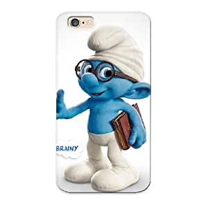Awesome 561bf981844 Honeyhoney Defender Tpu Hard Case Cover For Iphone 6- Brainy Smurg